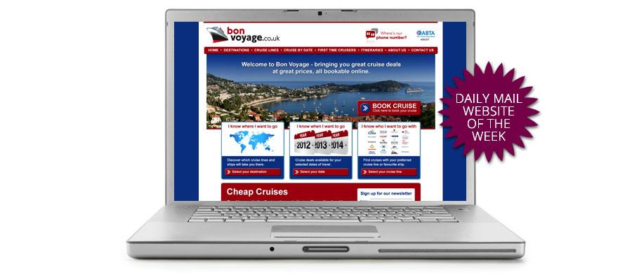 bon voyage home page