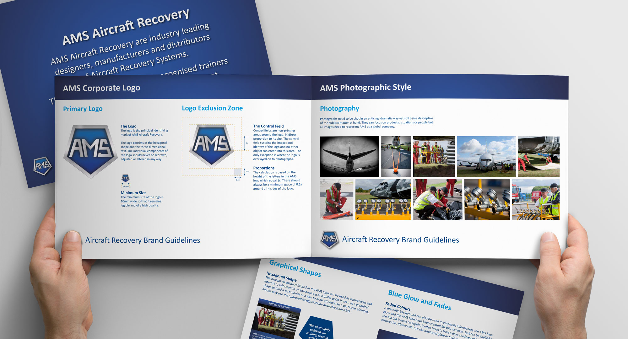 AMS brand guidelines