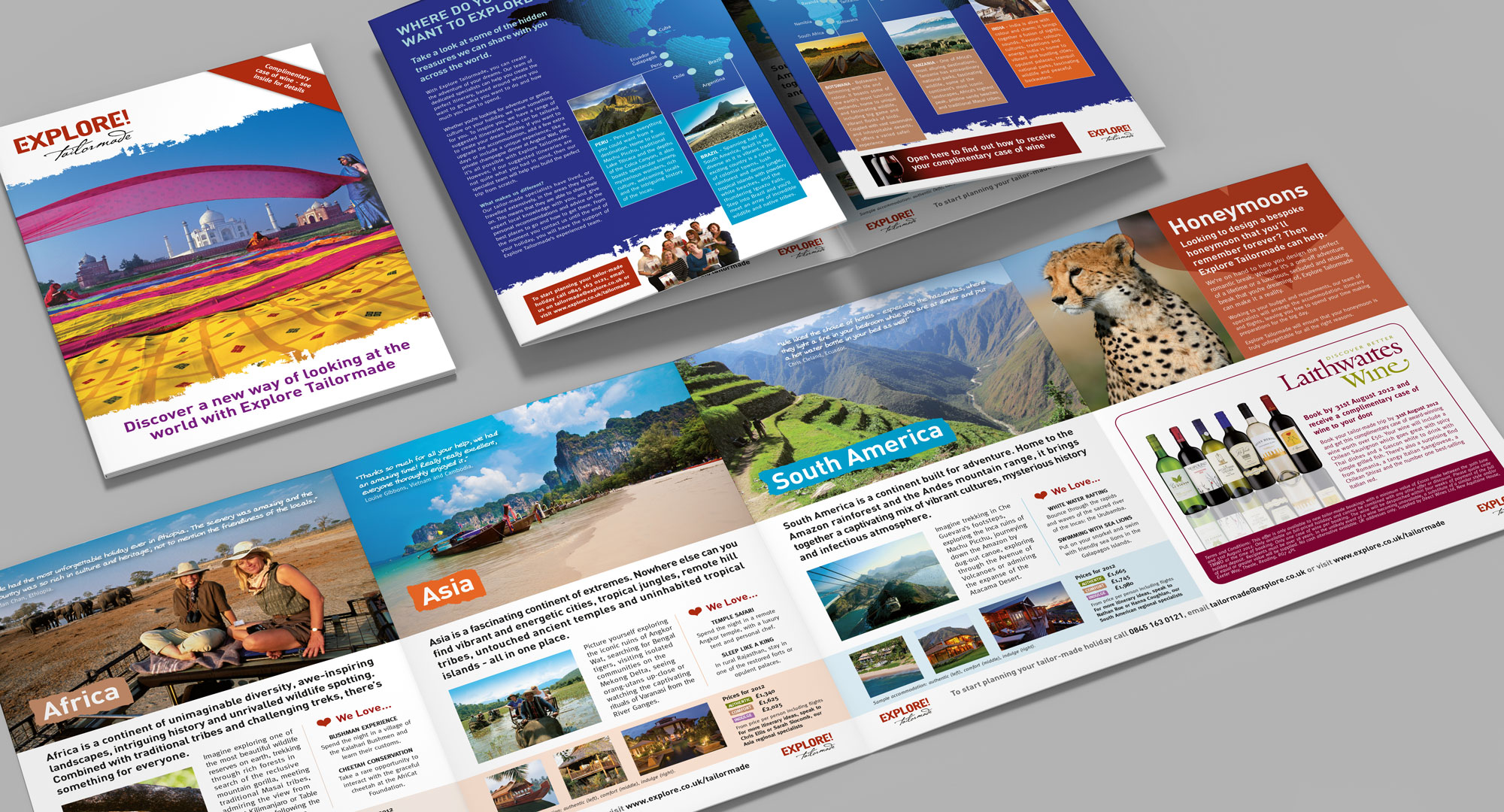 explore tailormade direct mail
