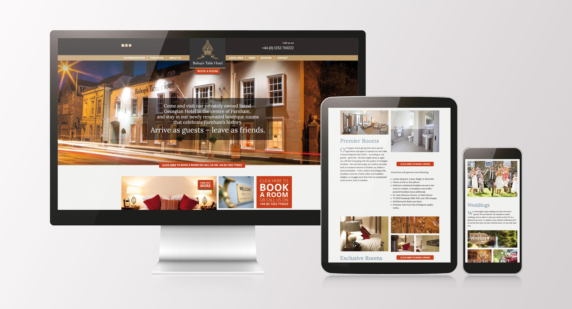 bishops table website